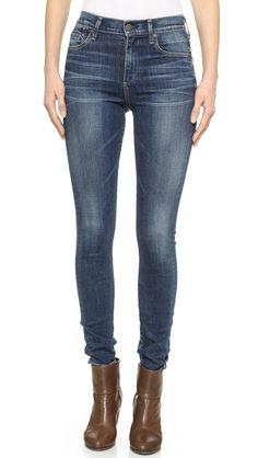 Citizens of Humanity Rocket Denim Skinny Jeans | SHOPBOP