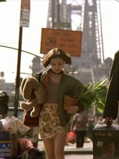 "laughter-in-thedark: ""Mathildas outfits in Leon the professional """