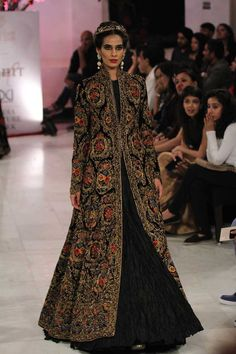 Rohit Bal | India Couture Week 2016 #PM #indiancouture #rohitbalICW2016