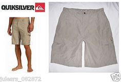 SALE BENEFITS SEA TO SHORE ALLIANCE CHARITY + MY SICK DOG CHLOE. PLEASE CHECK OUT MY OTHER ITEMS TOO! Men's Quiksilver Boardshorts - Help support the Sea to Shore Alliance!