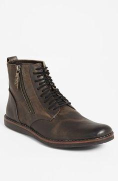 John Varvatos Star USA 'Barrett' Plain Toe Boot (Men) (Online Only)