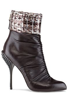 Sergio Rossi - Shoes - 2012 Fall-Winter