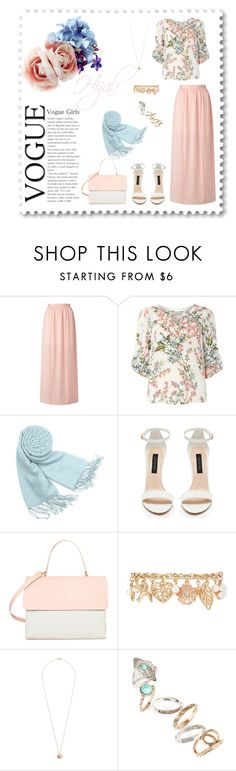 """""""Hijab"""" by selena-styles-ibtissem23 ❤ liked on Polyvore featuring Miss Selfridge, Billie & Blossom, Forzieri, Eddie, Forever 21, Dorothy Perkins, Topshop and Accessorize"""