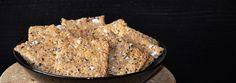 Scandinavian Bread: Islander Crispbread