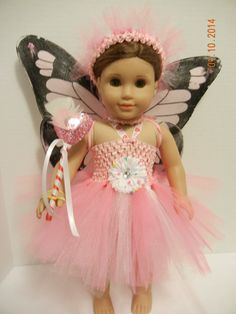 Pink Butterfly Fairy Costume with Pink Monarch Wings by MaresMagic $14.50  sc 1 st  Pinterest & WOW Hot Pink u0026 Black Monarch costume with halo by MaresMagic $14.50 ...