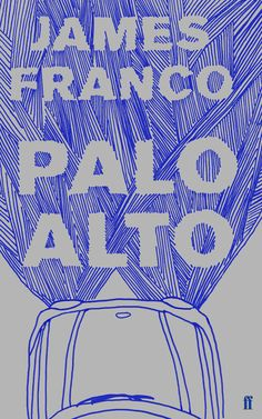 When I first found out that James Franco was a published author I was less surprised than I was when I saw how amazing the cover of book was. Released by Faber & Faber in the UK way back in the first week of January, this illustration by Miriam Rosenbloom might seem a little unspectacular at first, but once you see it printed in blue foil I think you'll reconsider.