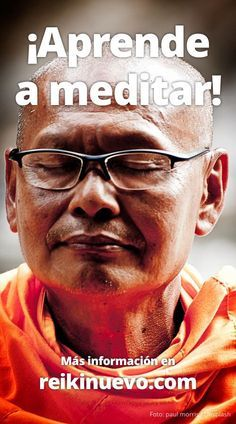 La práctica de la meditación es simple, tan simple que al mismo tiempo es difícil por que creemos que para meditar hay que tener una capacidad especial. Escucha el audio en: http://www.reikinuevo.com/aprende-a-meditar/