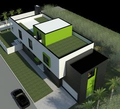 Contemporary House | Jacksonville Beach | Florida | Architecture