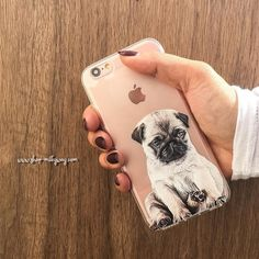 pug phone cases for days #phonecase #mobilecases #puppy