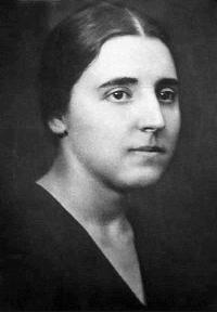 Nadezhda Alliluyeva (1901–1932), Stalin's second wife, mother of Vasily and Svetlana.