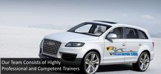 Our trained professionals have gone through intensive training and have years of experience as driving instructors.