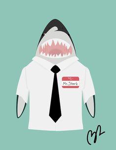 Hello Im, Mr.shark