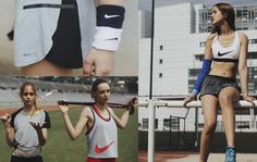 Nike New Collection - Get Into Shape with Nike