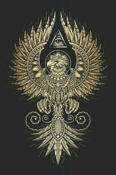Tattoo Drawings, Body Art Tattoos, Sleeve Tattoos, Art Drawings, Egypt Tattoo, Tattoo Bein, Sacred Geometry Tattoo, Esoteric Art, Tattoo Ideas
