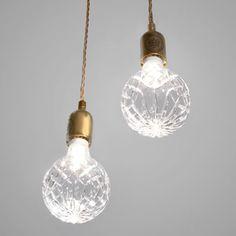 Crystal Bulb by Lee Broom at Dezeen Super Store