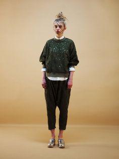 model weasr miyao AW 2015 fashion design 9