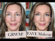 GRWM ~ Full Face with FAVE Makeup! Angie's fav makeup for older/mature ladies