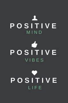 So this. #Positivity