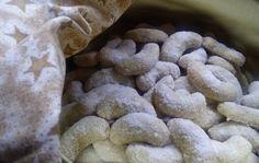Najjemnejšie klasické vanilkové rožky, tradičný RECEPT Stuffed Mushrooms, Food And Drink, Cooking Recipes, Baking, Vegetables, Cakes, Art, Stuff Mushrooms, Art Background