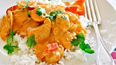 Rask og enkel kylling curry Fresh Eats, Norwegian Food, Good Food, Yummy Food, Yummy Recipes, Indian Food Recipes, Ethnic Recipes, Asian Cooking, Food Inspiration