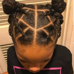 Hairstyles For Kids Girls Cute - Hairstyles Lil Girl Hairstyles, Black Kids Hairstyles, Natural Hairstyles For Kids, Kids Braided Hairstyles, Videos No Instagram, Curly Hair Styles, Natural Hair Styles, Kid Braid Styles, Natural Hair Twists