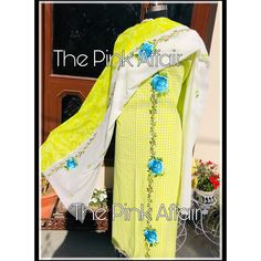 Embroidery Suits Punjabi, Embroidery Suits Design, Embroidery Designs, Kurti Sleeves Design, Kurta Neck Design, Designer Punjabi Suits Patiala, Salwar Suits, Casual Work Attire, Suits For Women