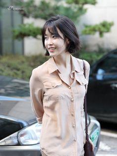 Sexy Asian Girls, Beautiful Asian Girls, Iu Fashion, Korean Fashion, Shot Hair Styles, Long Hair Styles, Miss A Suzy, Cute Beauty, Korean Celebrities