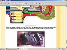 Borchardt C93 pistol explained - Downloadable at HLebooks.com