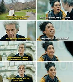 Hidden amongst 7 billion, there is someone like you Doctor Who | The Lie of the Land