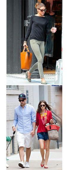 Nice fashions...