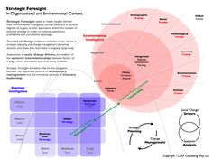 Strategic Foresight :: Strategic Foresight seeks to relate insights derived from environmental intelligence to their application within the context of business strategy, in order to enhance operations, profitability and competitive advantage.