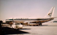 Chicago Midway Airport - Frontier Airlines - 737-291