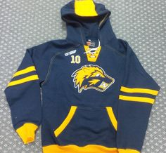 Custom hoodie for the Wilmot Wolverines by GSW