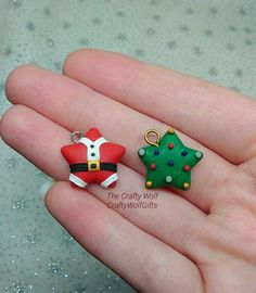 Hi everyone!, , A little festive craft for you today! It's a Christmas-themed collaboration with the ...