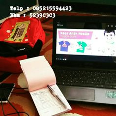Afrakids Cikarang : Kaos Anak Muslim, Lunch set and Backpack