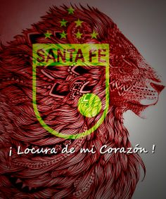 Un sentimiento sin explicación !!! Independiente Santa Fe Sígueme en twitter @Diego Avila Dazani #cisf Fes, German, Football, Club, People, Santa Fe, Lion Art, Artworks, Hearts