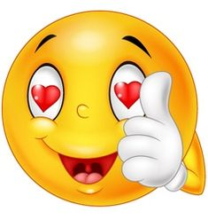 Cartoon Smiley Love Face Giving Thumb Stock Vector (Royalty .- Cartoon Smiley Love Face Giving Thumb Stock Vector (Royalty Free) 318241379 Cartoon smiley love face and giving thumb up. Smiley Emoji, Kiss Emoji, Love Smiley, Emoji Love, Cute Emoji, Emoticon Faces, Funny Emoji Faces, Images Emoji, Emoji Pictures