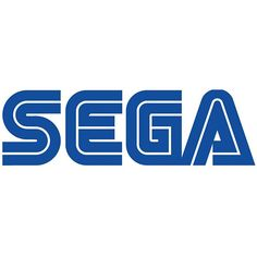 Sega Logo, fairly simple, but VERY recognizeable
