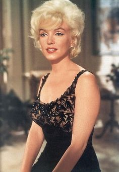 Marilyn Monroe in the unfinished film Something's Got to Give