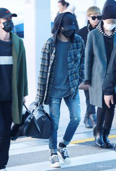 Image result for yoongi style