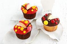 Creative cupcakes on Pinterest   Patriotic Cupcakes, Cupcake ...