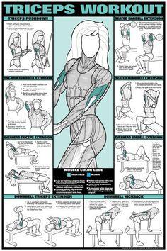 Image - La musculation pour la perte de poids - Egerie ~ Claire - Skyrock.com