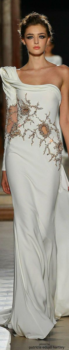 Gowns-Belle of the Ball! *Tony Ward - FW 2015-16 Couture