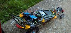 Construye un coche de juguete controlado por la voz #arduino #raspberrypi