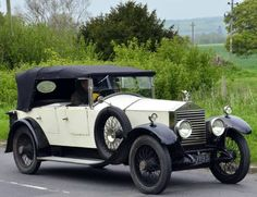 1923 Tourer by Barker (chassis GA8)