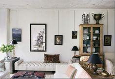 John Derian living room