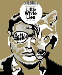 Little White Lies magazine on Magpile