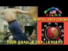 Four Shaolin Challengers    - FULL MOVIE - Watch Free Full Movies Online: click and SUBSCRIBE Anton Pictures  FULL MOVIE LIST: www.YouTube.com/AntonPictures - George Anton -   Disciples of the Master confront the evil enemy and save their village..