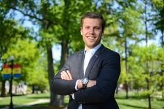 Class of 2015 Profile: John Holland Commences Business Career