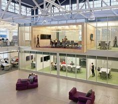Oficinas Atlassian / Studio Sarah Willmer